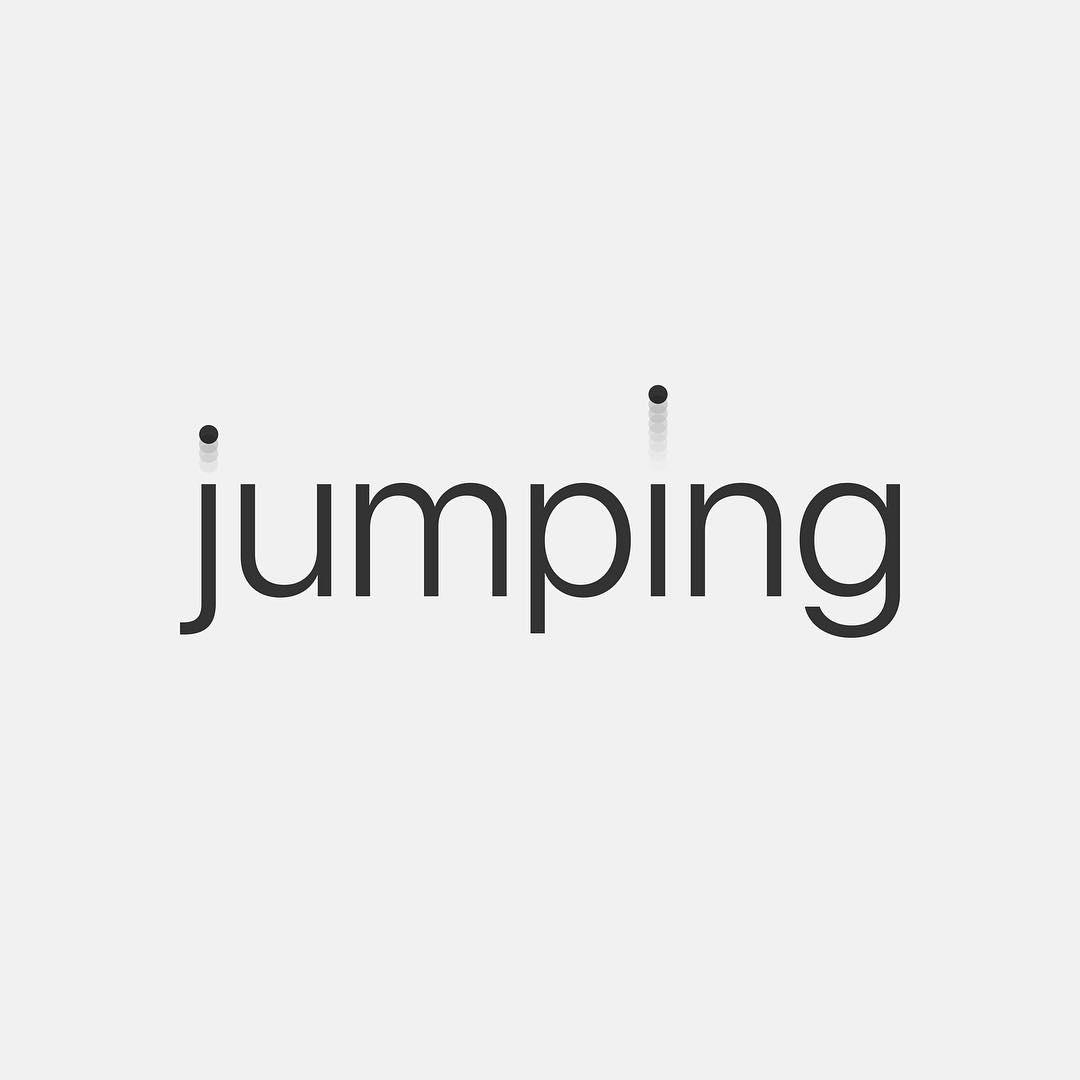 Typographic logos of common words - 21