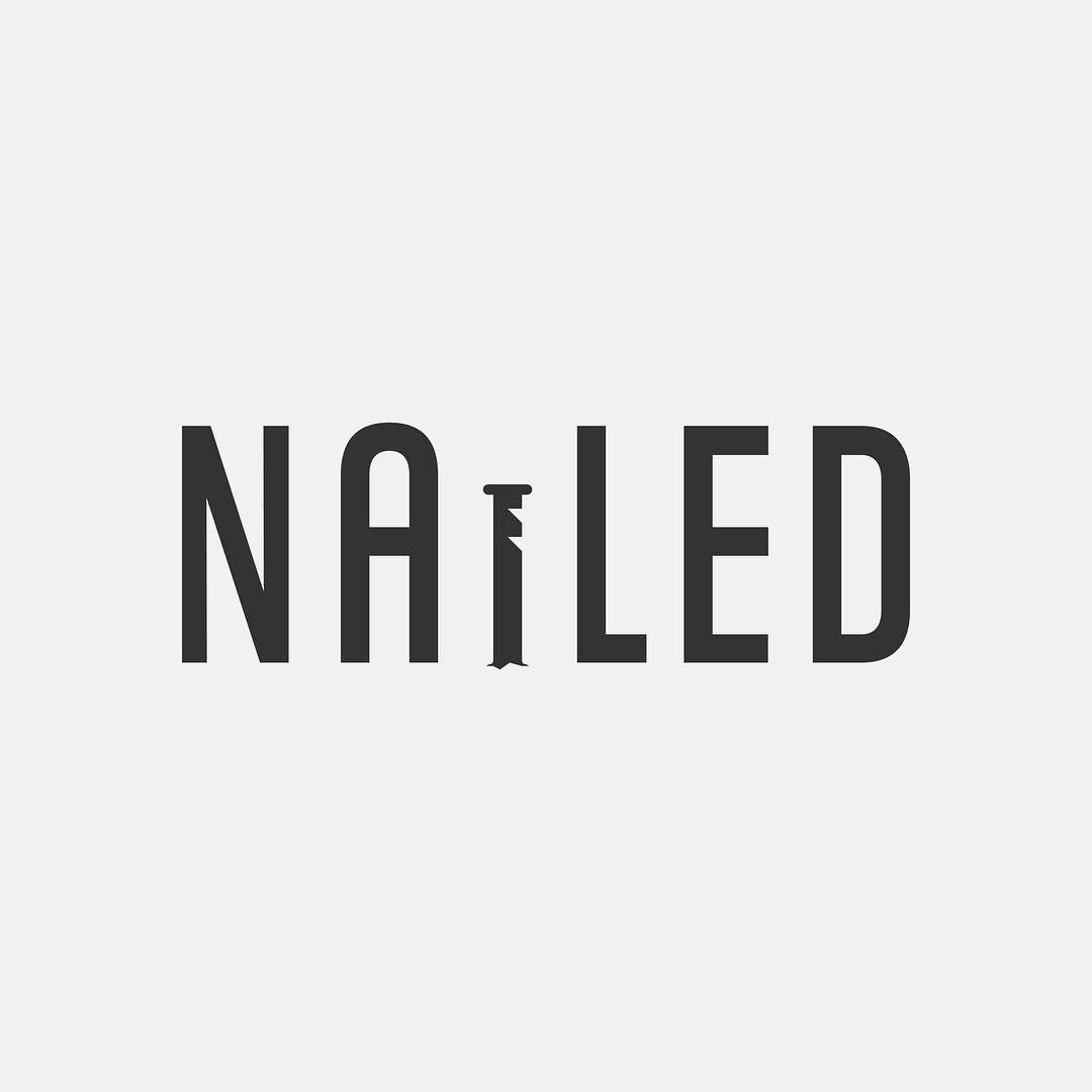 Typographic logos of common words - 28