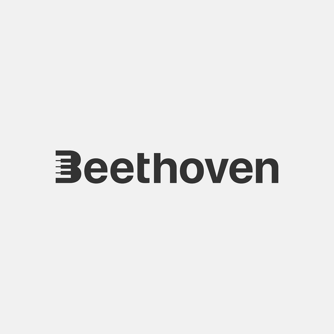 Typographic logos of common words - 33