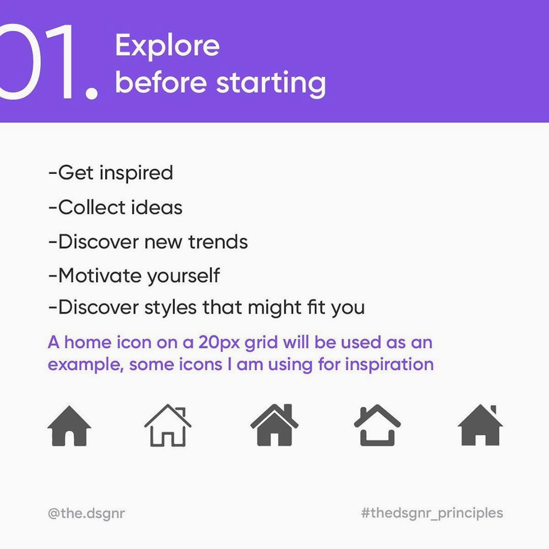 Icon Design Rules - 1