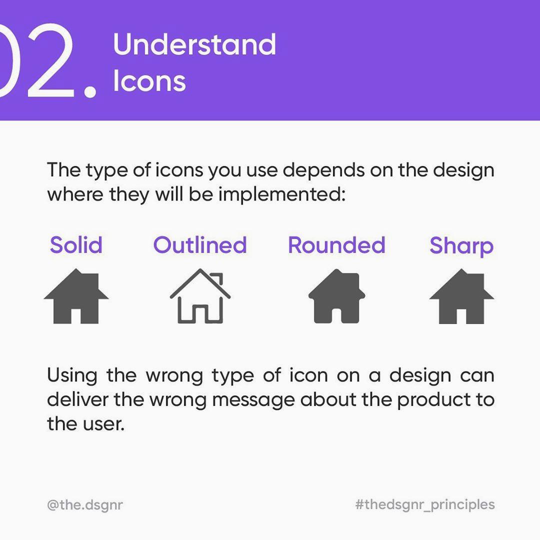 Icon Design Rules - 2