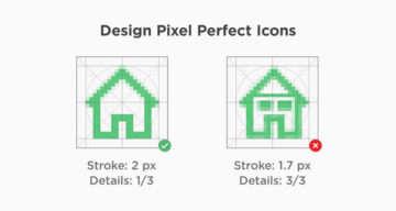 8 Important Rules For Perfect Icon Design