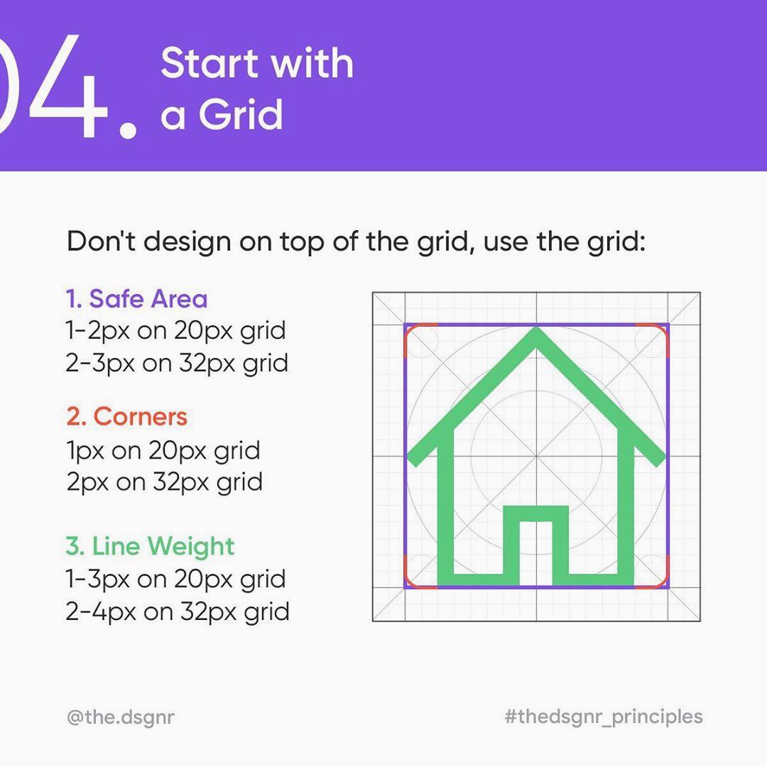Icon Design Rules - 4