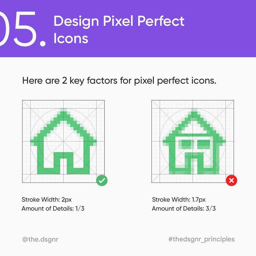 Icon Design Rules - 5