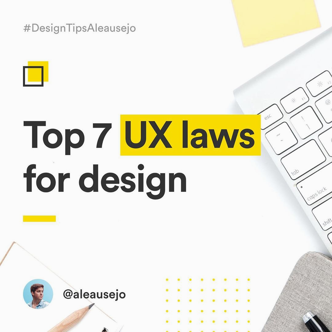 UX Design Rules
