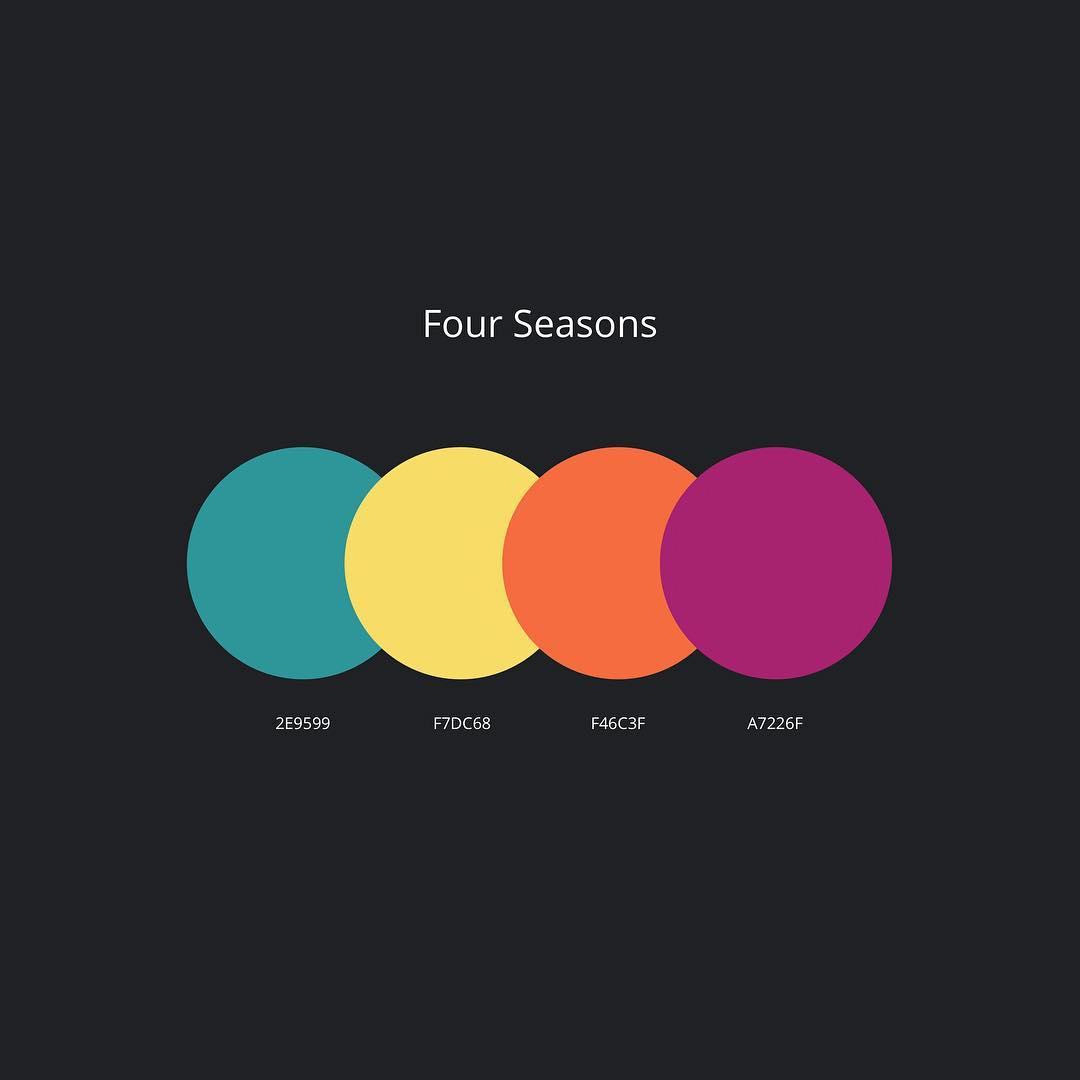 Ocean Color Palette: 39 Beautiful Color Palettes For Your Next Design Project