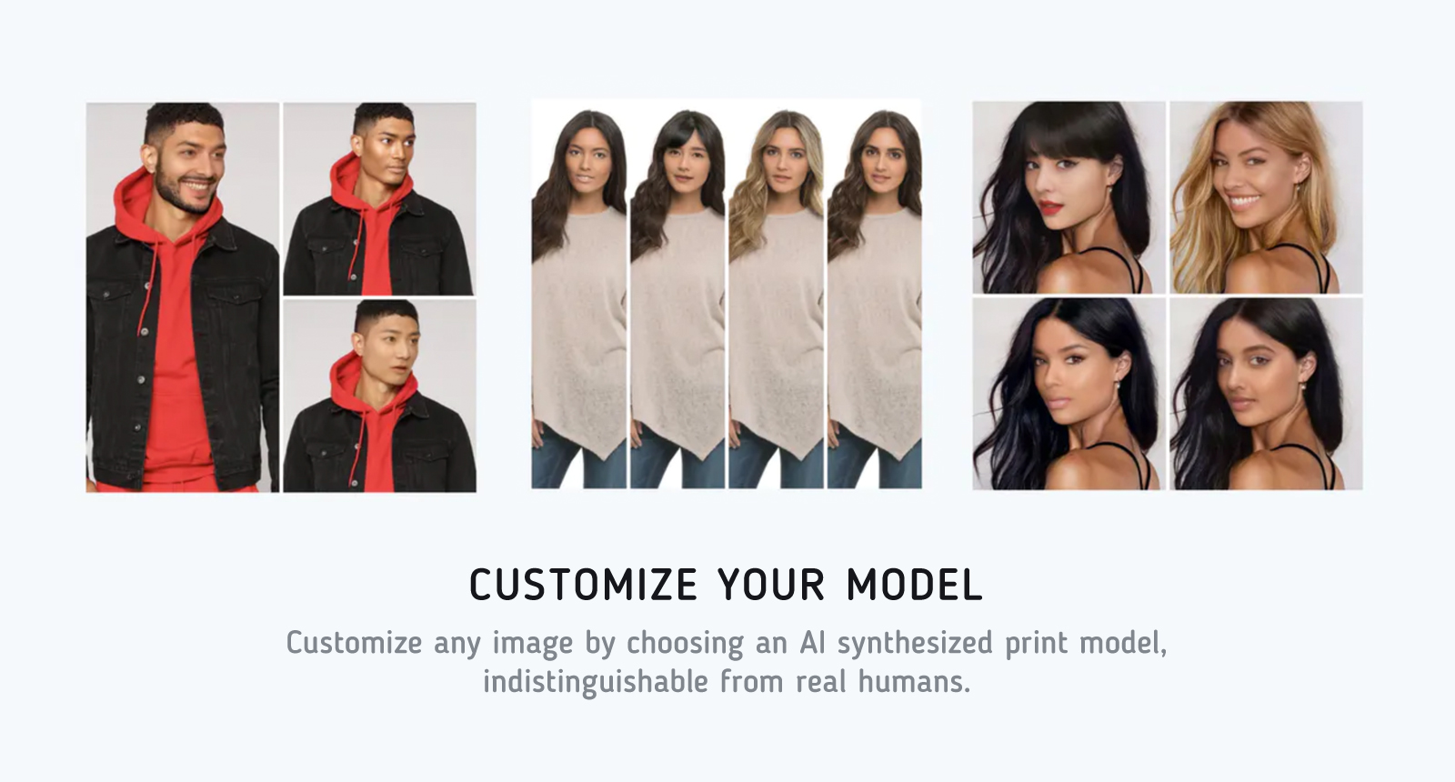 Customize your model