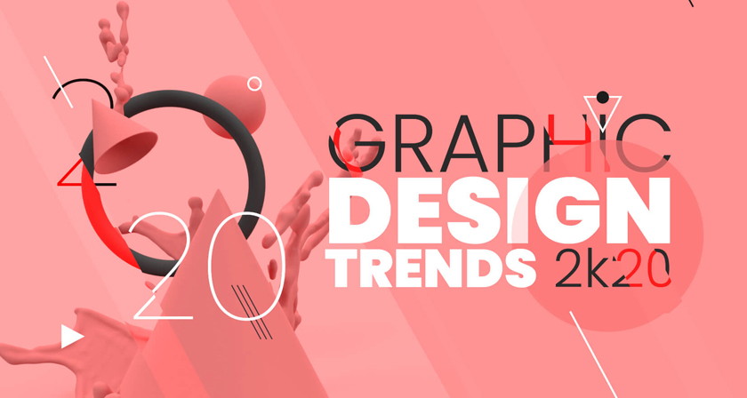 Trendy Graphic Design: Top 13 Graphic Design Trends For 2020