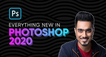 Top 20 New Features In Photoshop CC 2020