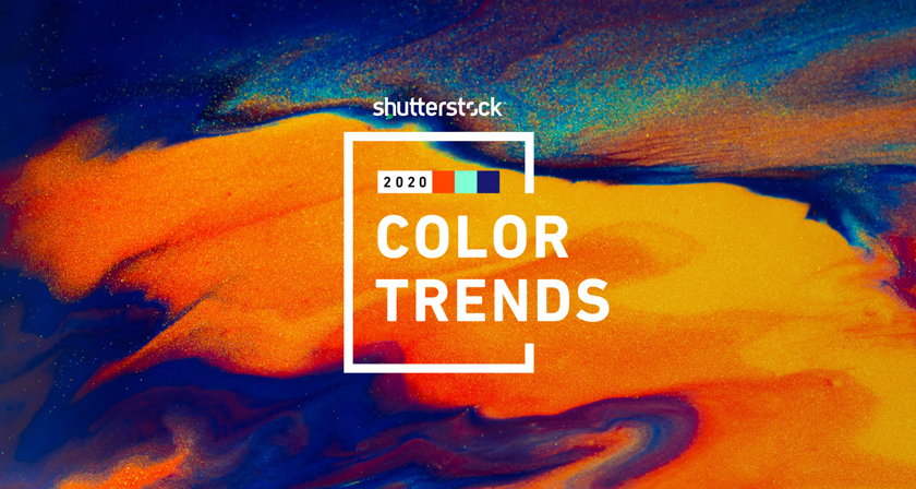 Design Trending Inspiration: 2020 Color Trends: The World's Most Popular Colors