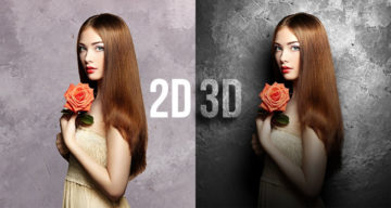 How To Convert 2D Images To 3D In Photoshop
