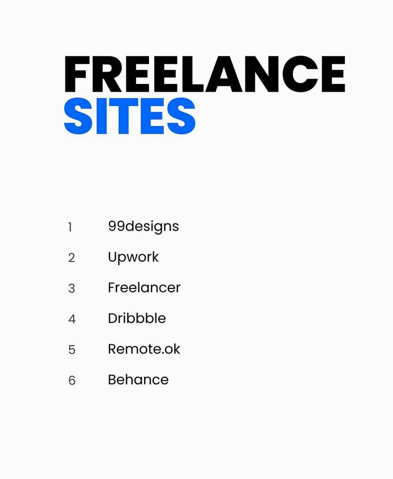 Freelance sites for logo designers