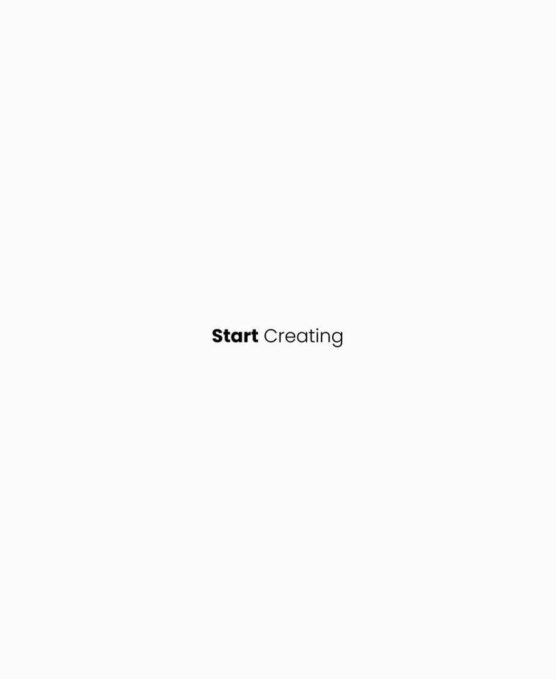 Start Creating