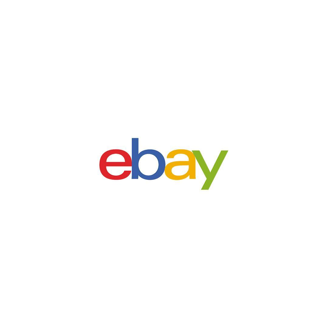 Fonts of Famous Logos - eBay