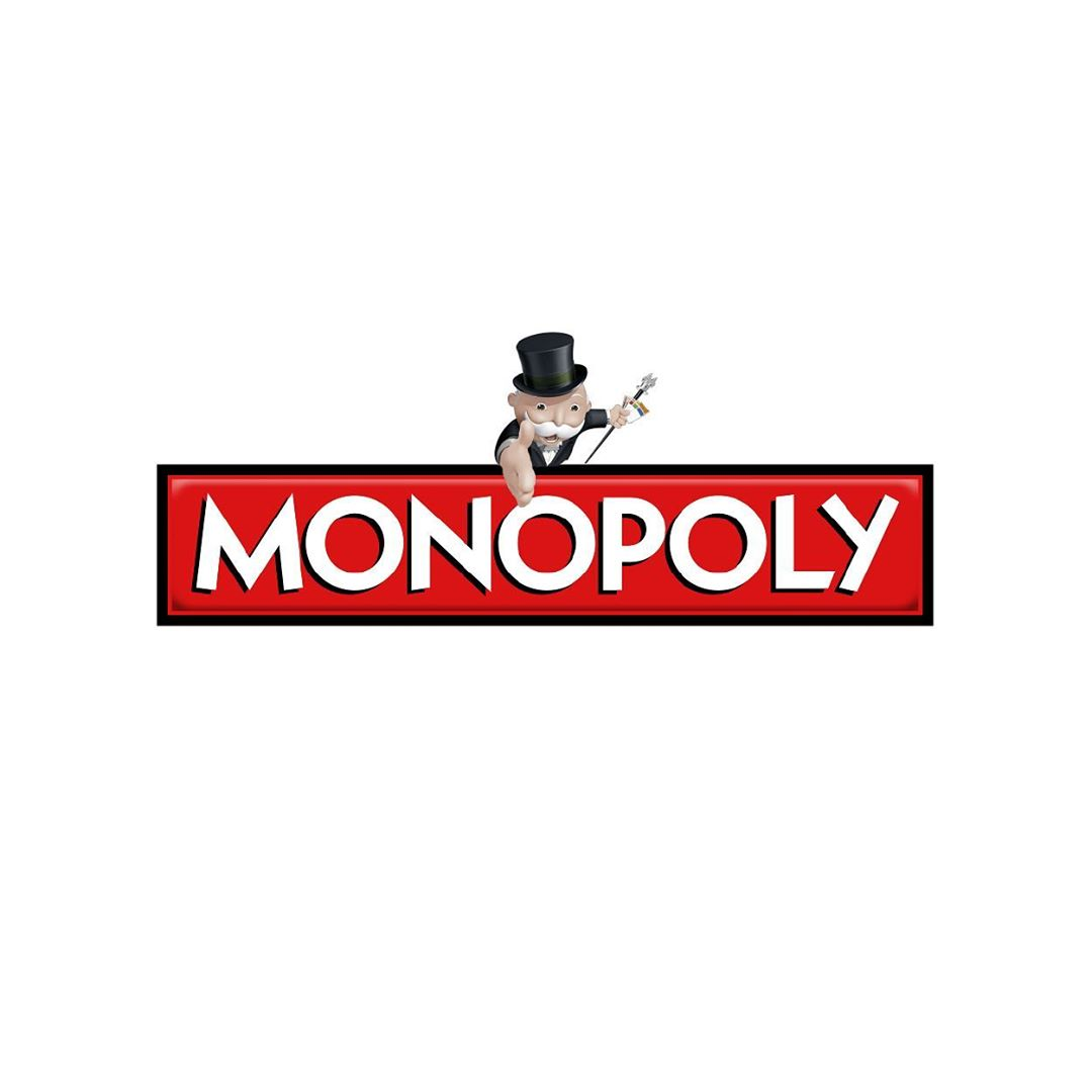 Fonts of Famous Logos - Monopoly