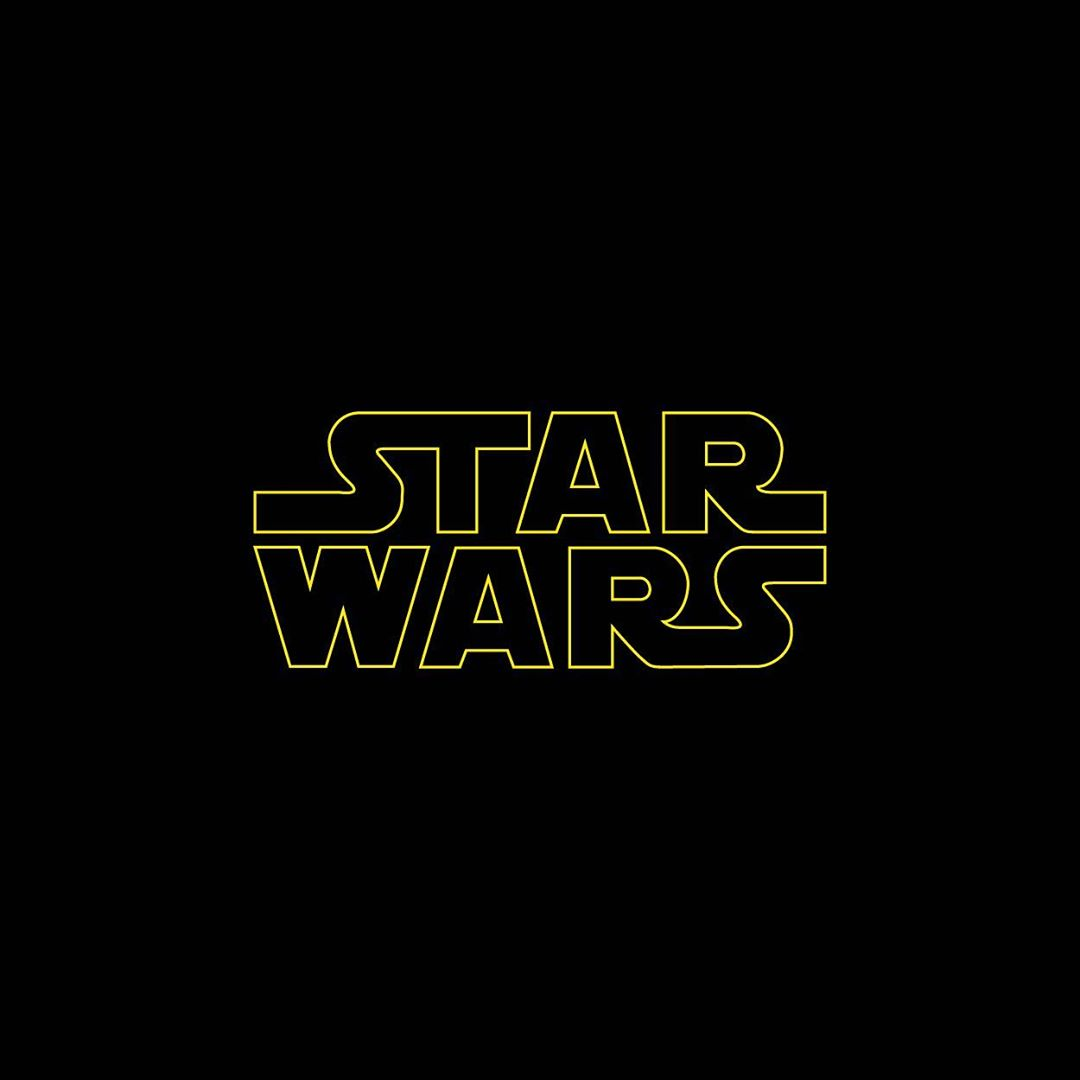 Fonts of Famous Logos - Star Wars