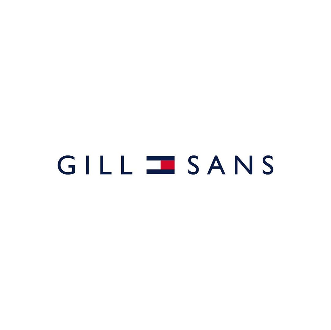 Fonts of Famous Logos - Tommy Hilfiger