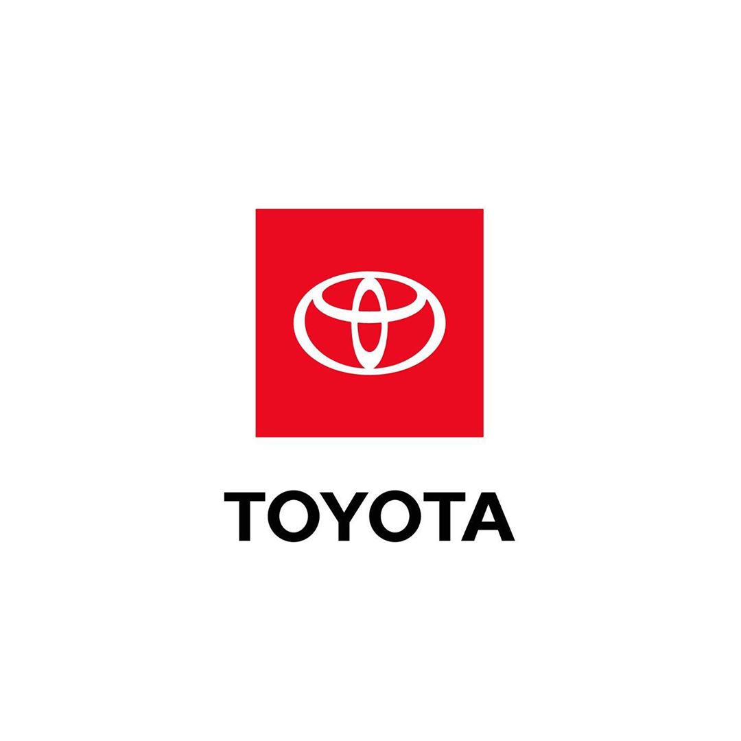 Fonts of Famous Logos - Toyota