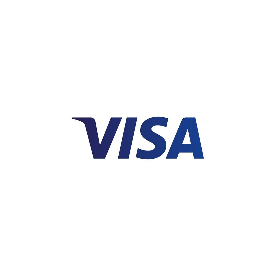 Fonts of Famous Logos - Visa
