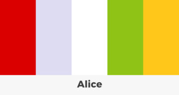 This Free Online Tool Will Create A Color Palette From The Letters Of Your Name