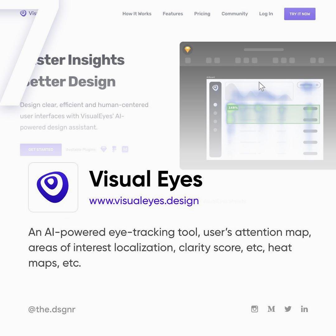 AI Tools For Designers - VisualEyes.design