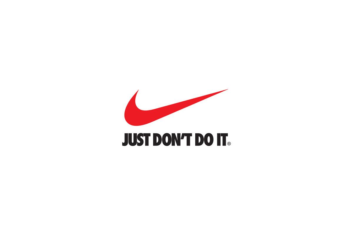 Coronavirus Logos - Nike