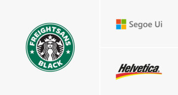 Graphic Designer Replaces Wordmarks In Popular Logos With The Fonts They Use