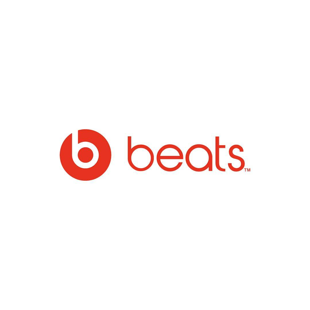 Fonts used in Famous Logos - Beats by Dre