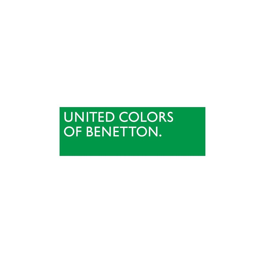 Fonts used in Famous Logos - Benetton