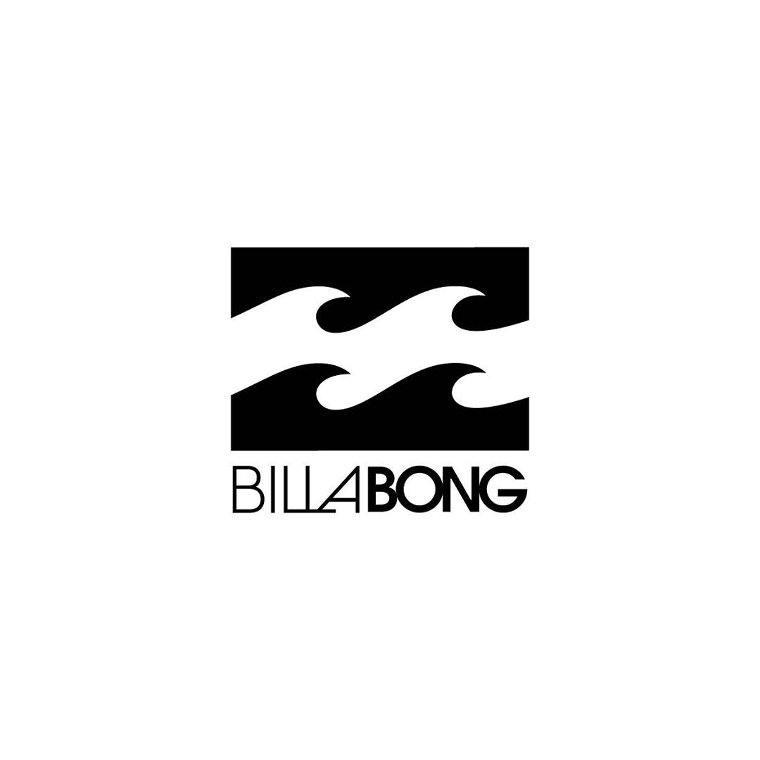 Fonts used in Famous Logos - Billabong