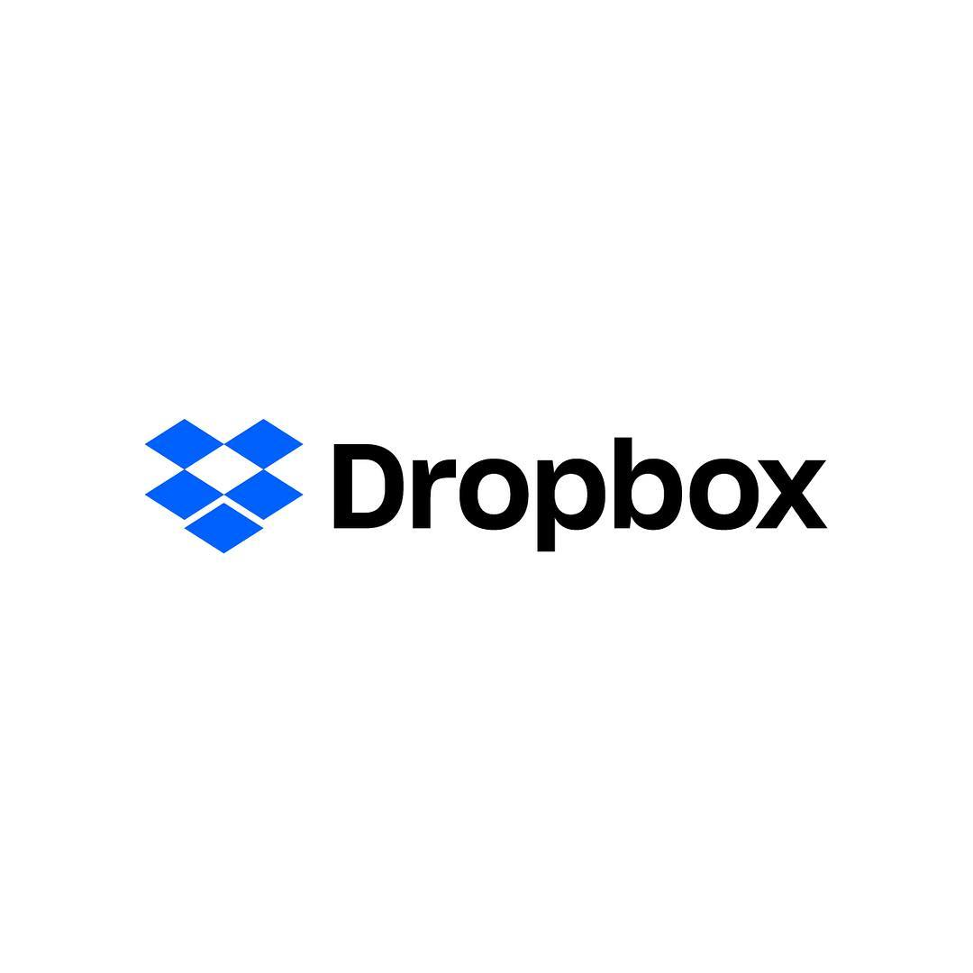 Fonts used in Famous Logos - Dropbox