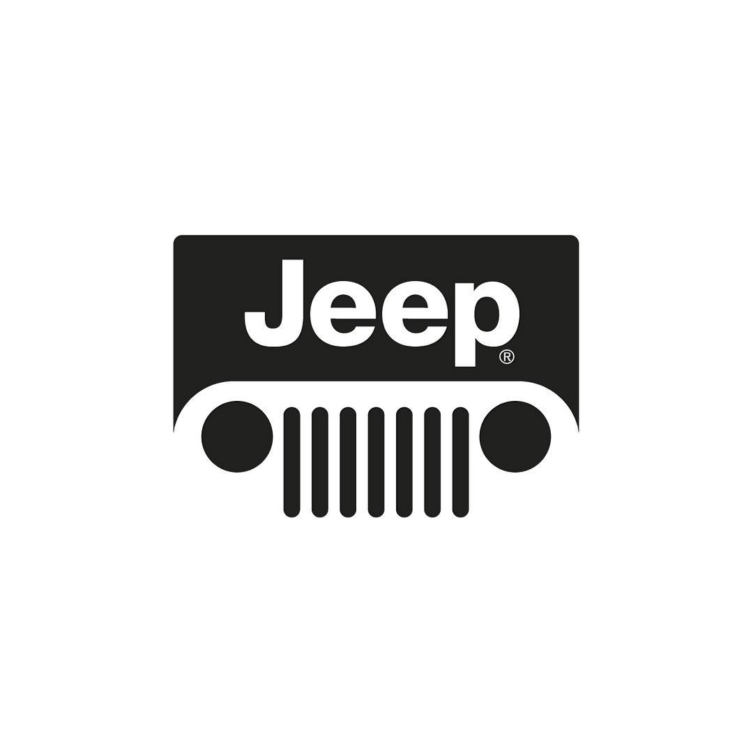 Fonts used in Famous Logos - Jeep