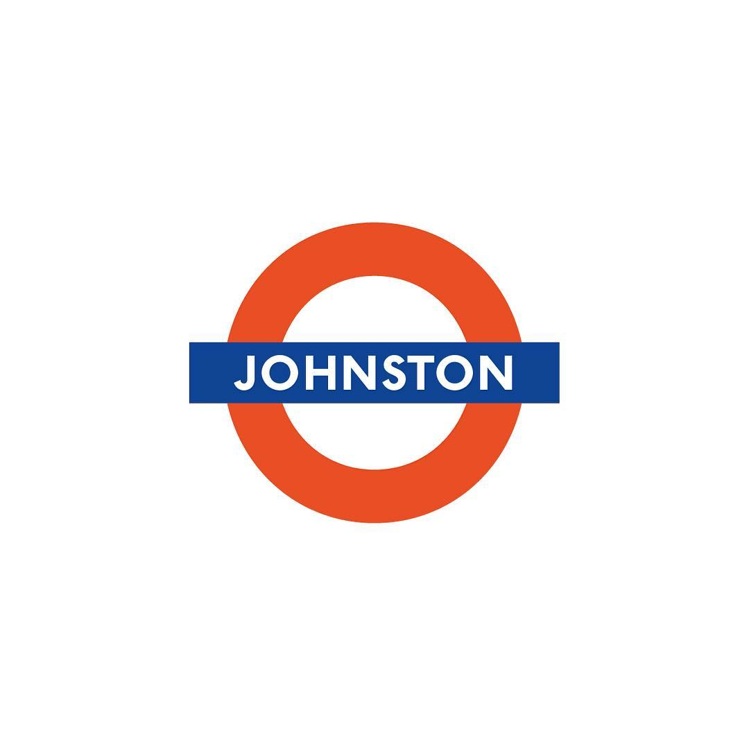 Fonts used in Famous Logos - London Underground