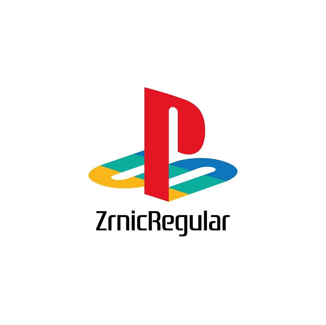 Fonts used in Famous Logos - Playstation