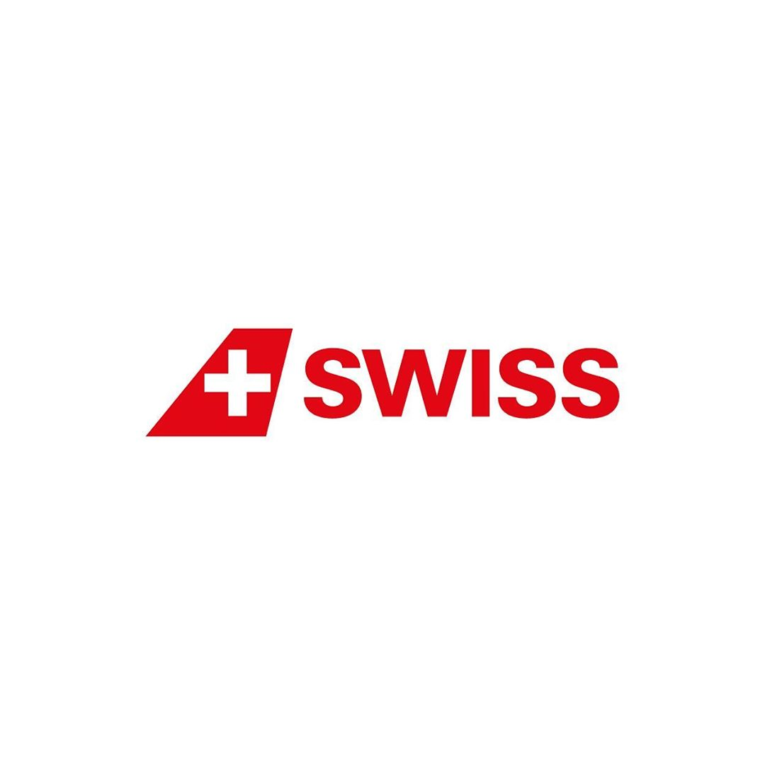 Fonts used in Famous Logos - Swiss Airlines