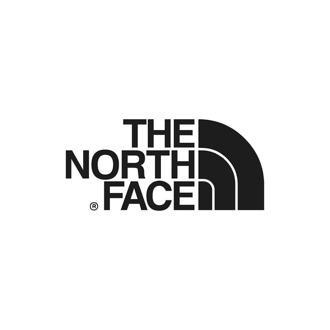 Fonts used in Famous Logos - The North Face