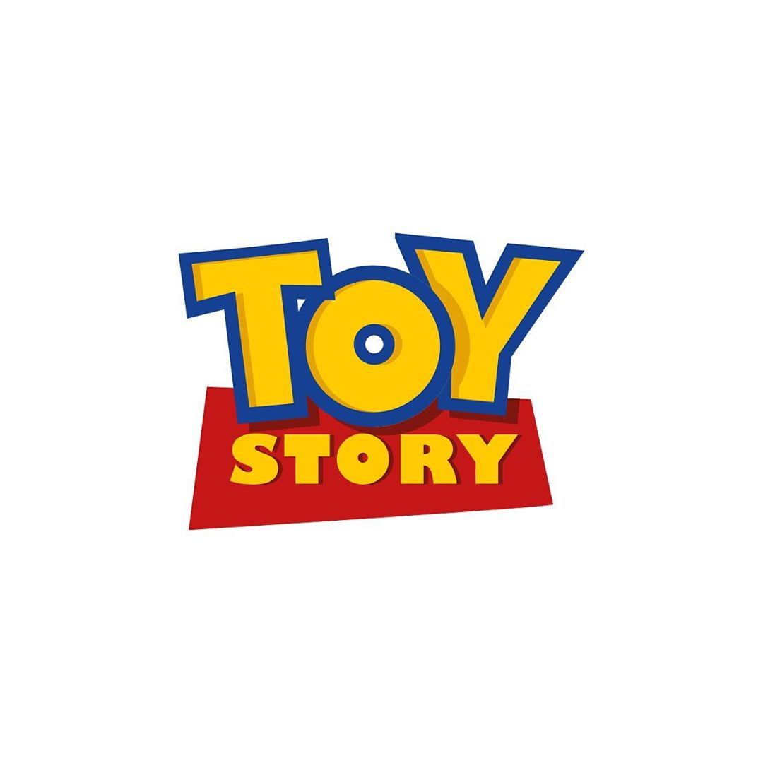Fonts used in Famous Logos - Toy Story