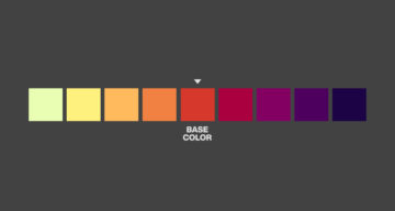 How To Make Hundreds Of Color Palettes From Just One Color