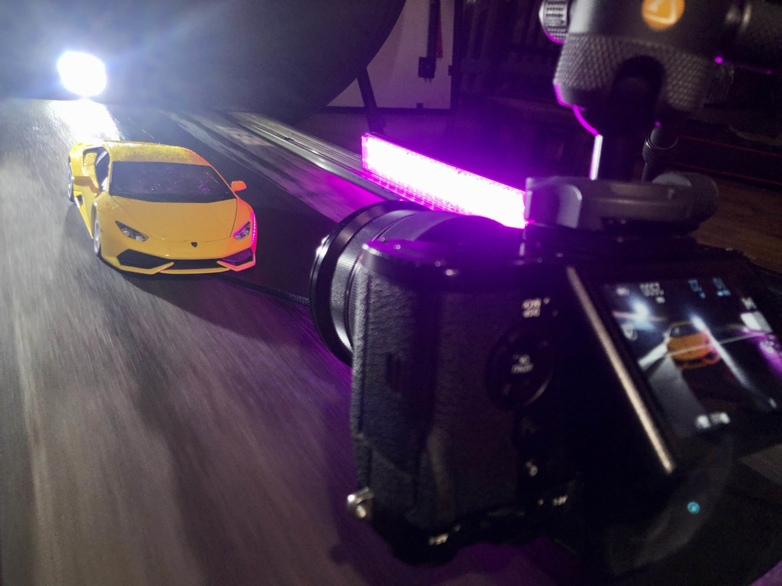 Lamborghini Toy Car Photography (1)