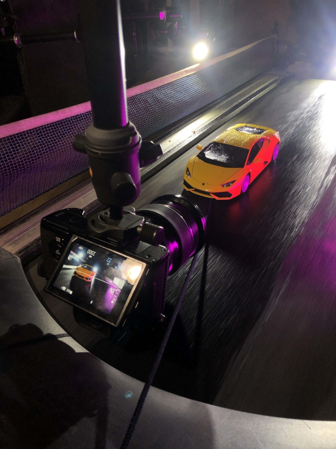 Lamborghini Toy Car Photography (2)