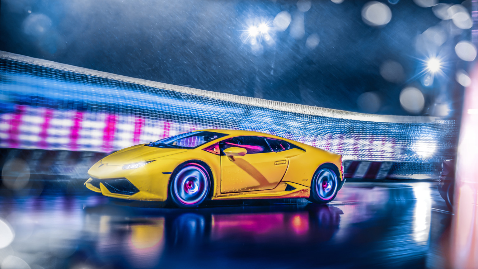Lamborghini Toy Car Photography (7)