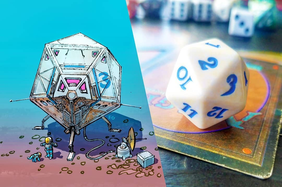 Everyday objects turned into spaceship illustrations (17)