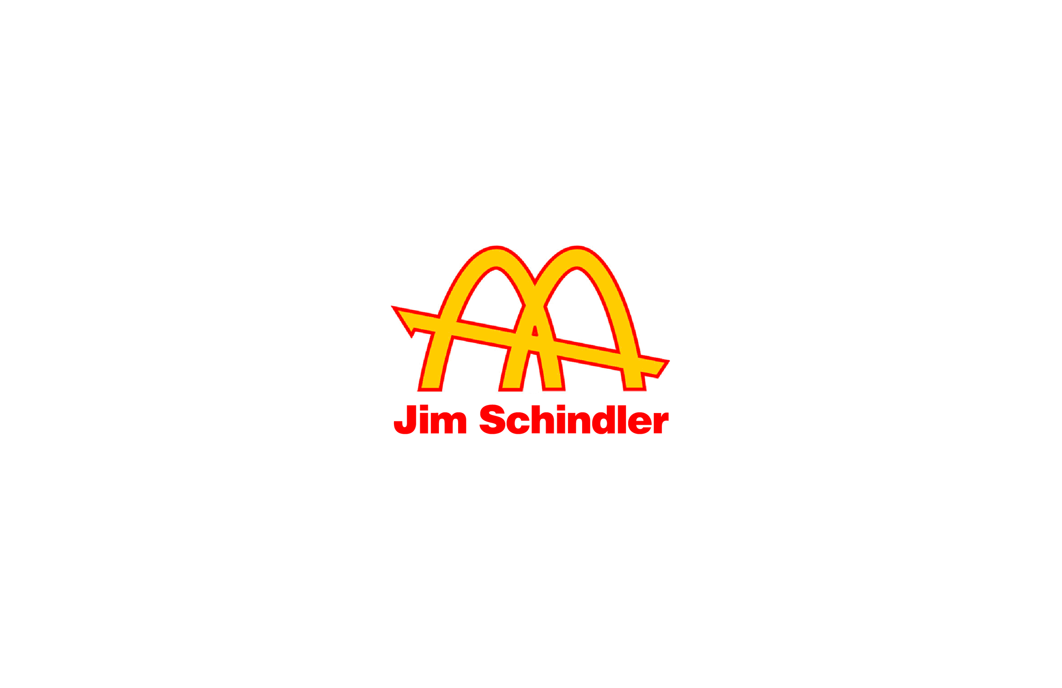 Jim Schindler - Designer of the McDonald's logo