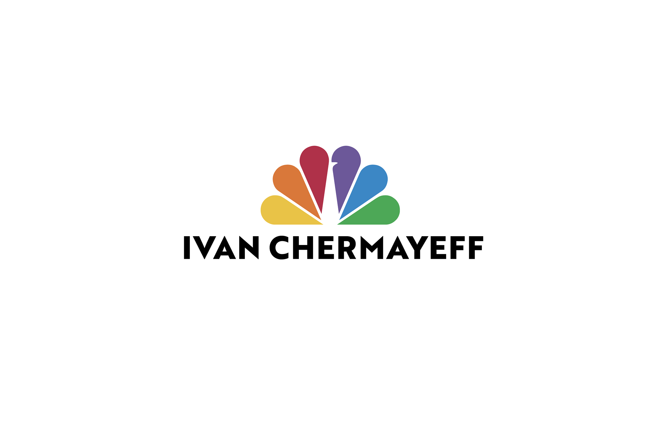 Ivan Chermayeff - Designer of the NBC logo