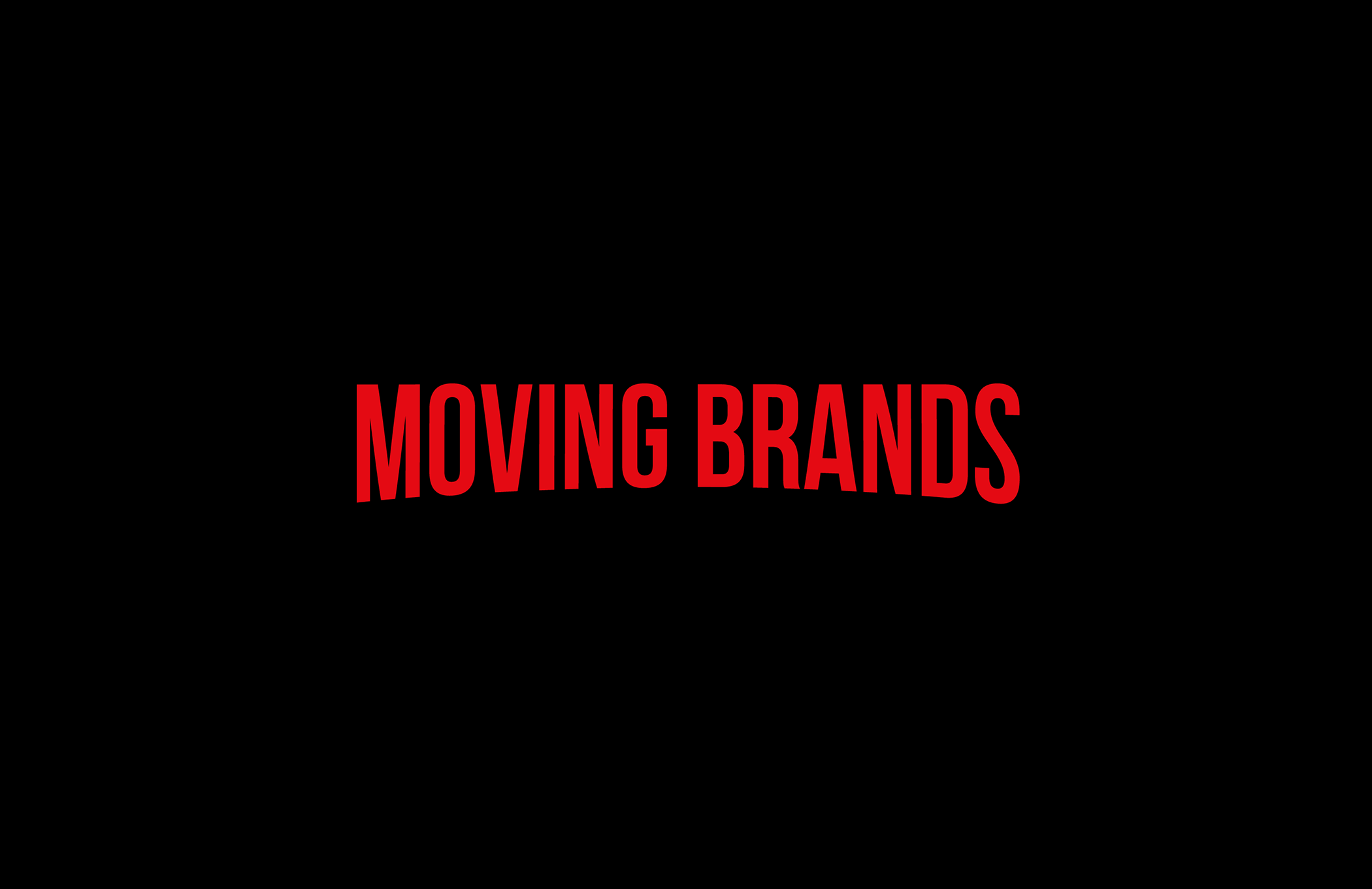 Moving Brands - Agency behind the Netflix logo