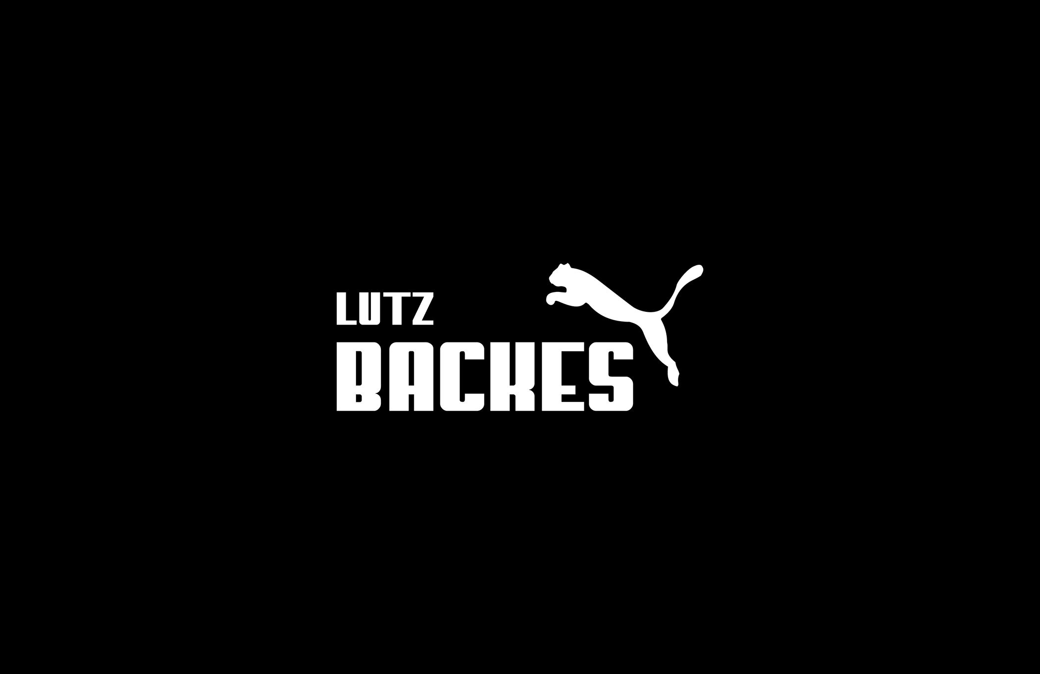 Lutz Backes - Designer of the Puma logo