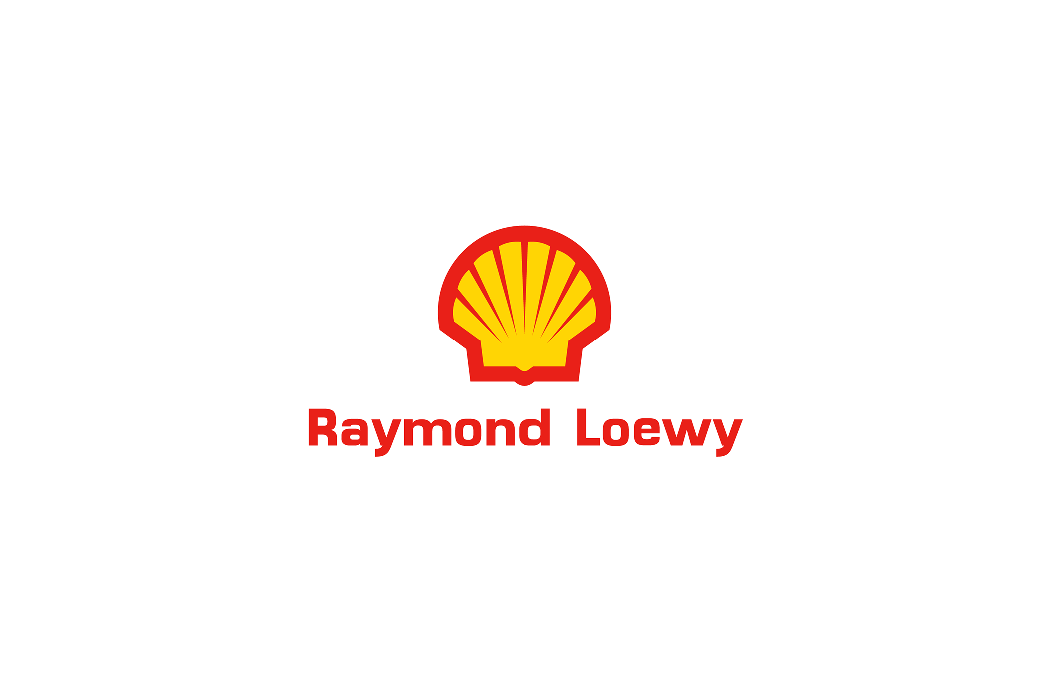 Raymond Loewy - Designer of the Shell logo