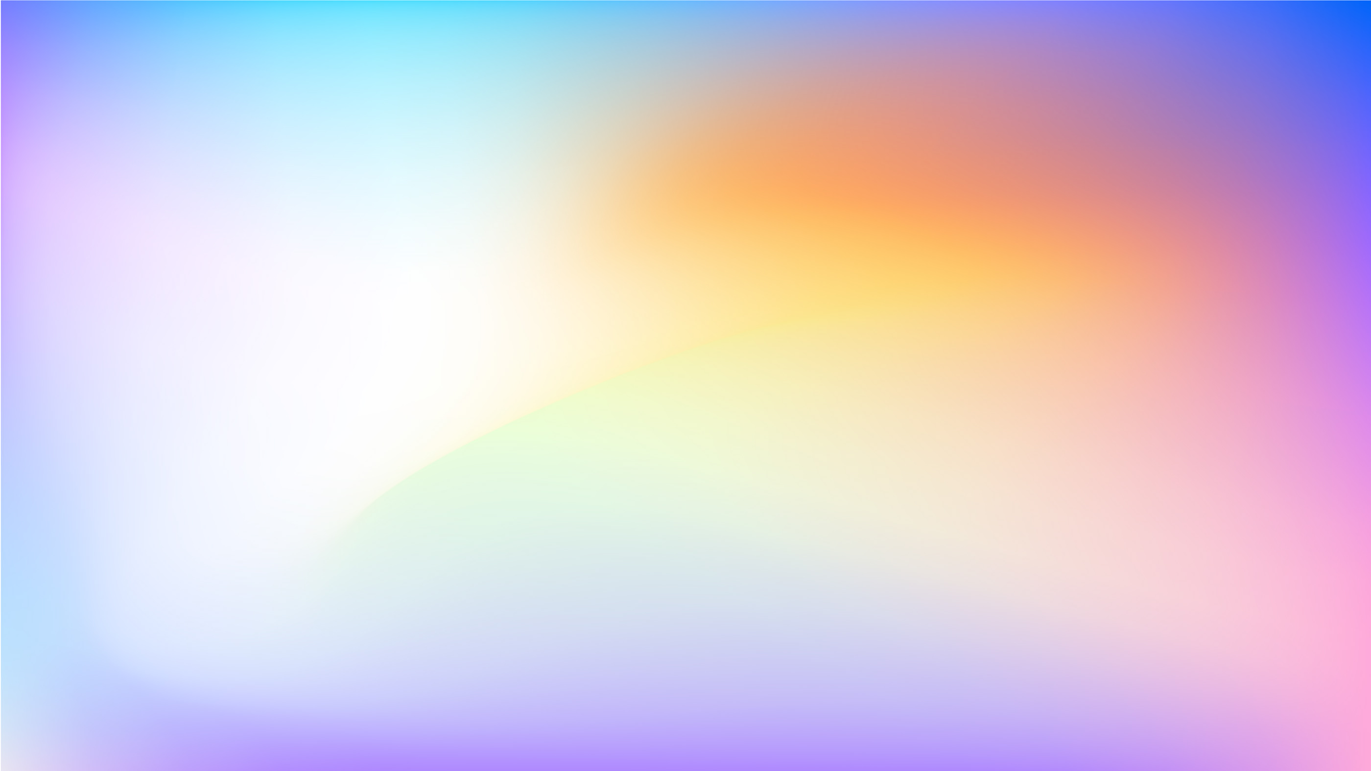 Free Holographic, Multicolor, Unicorn Vector Gradients - 15