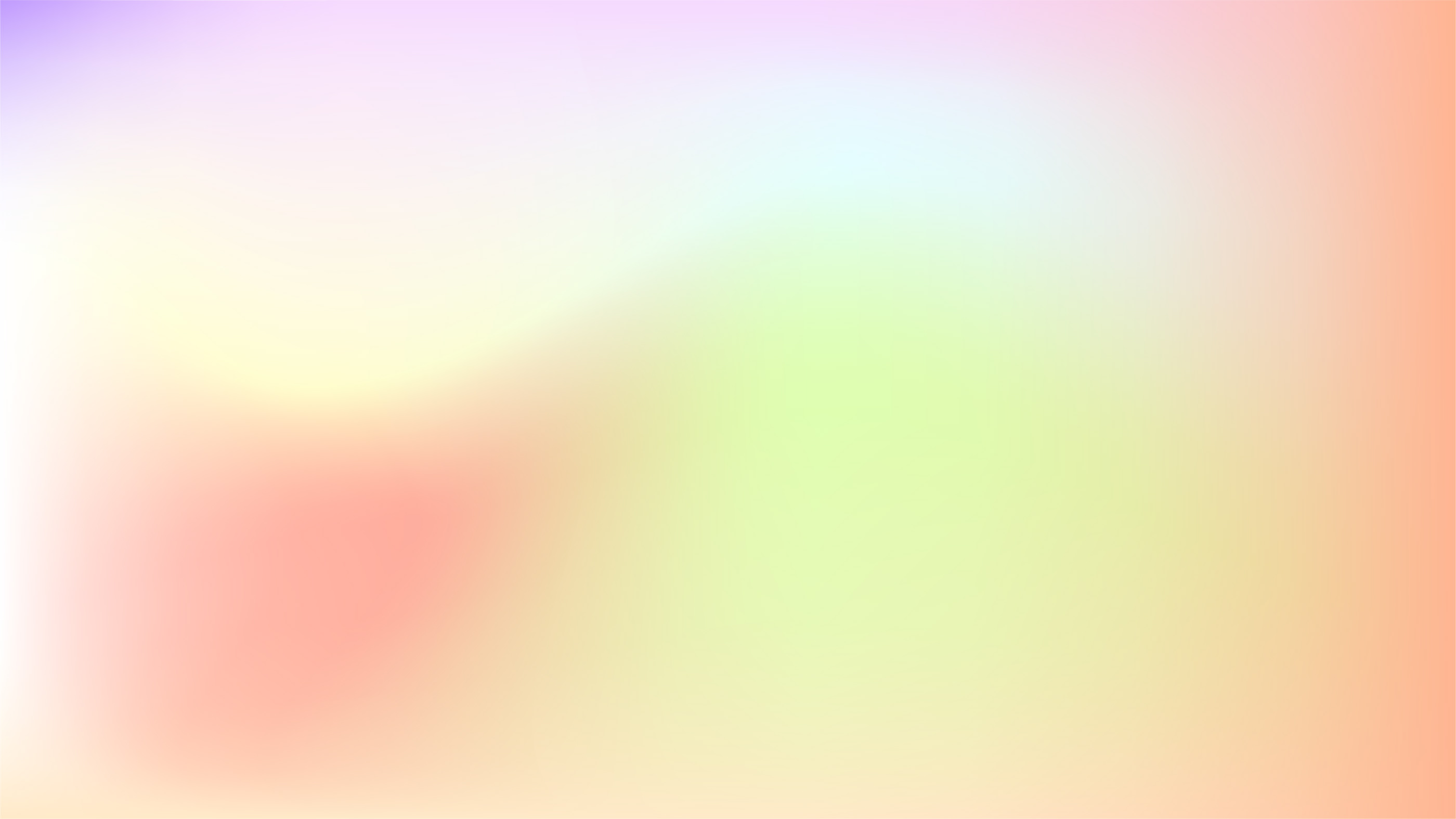Free Holographic, Multicolor, Unicorn Vector Gradients - 24