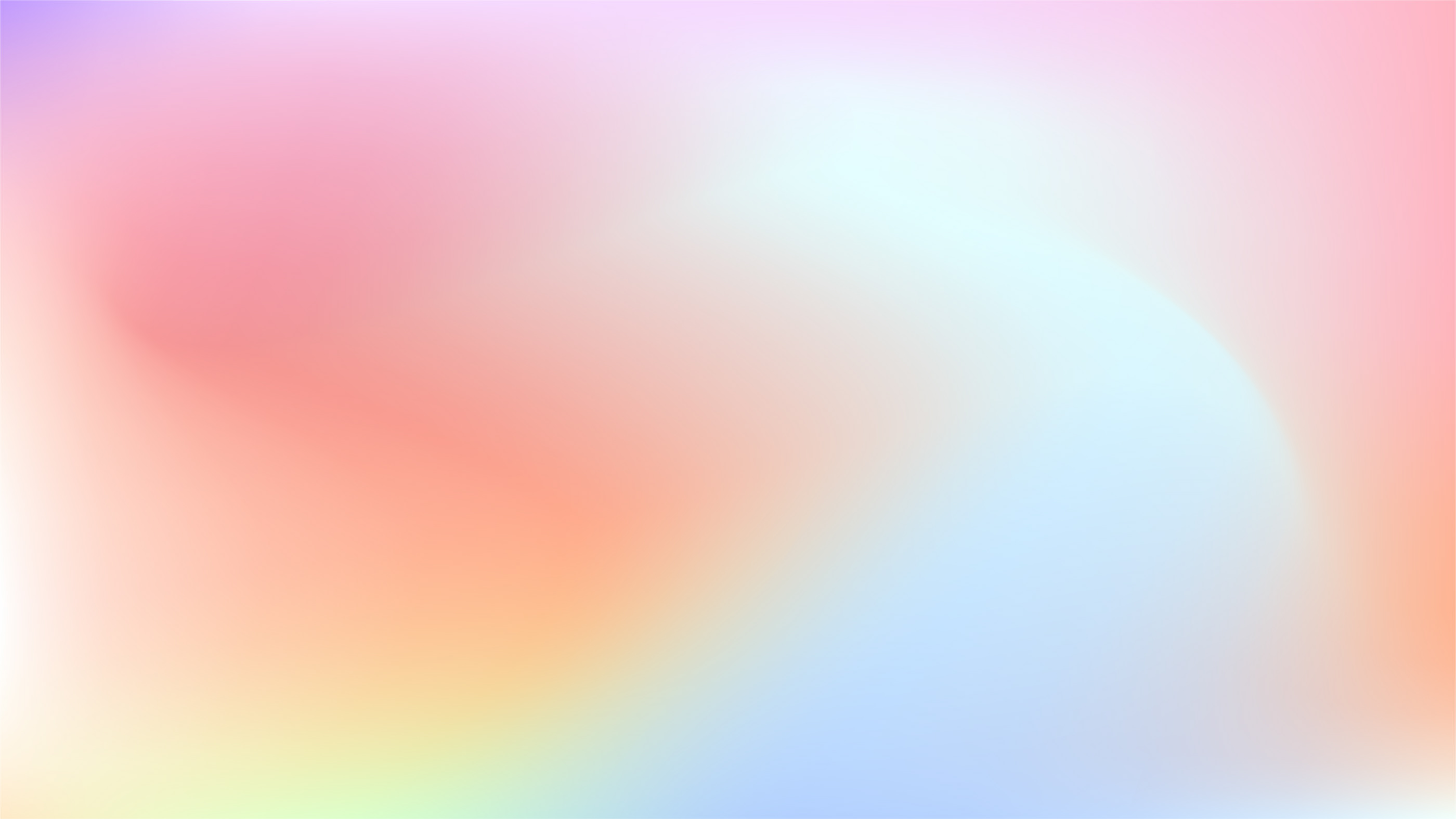 Free Holographic, Multicolor, Unicorn Vector Gradients - 25